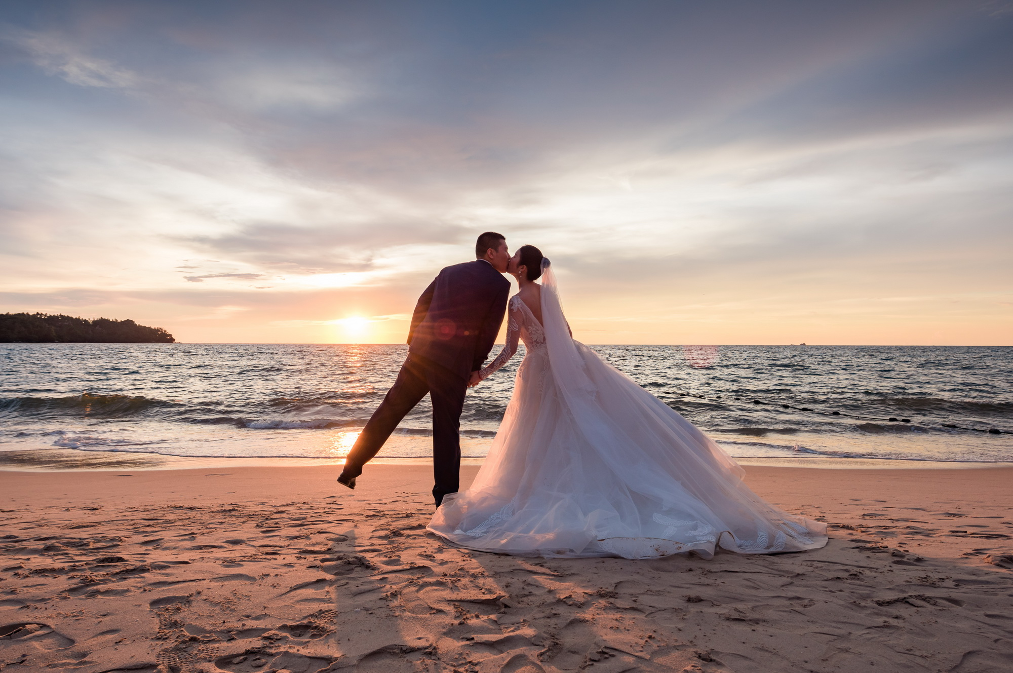 Wedding On The Beach In Bangtao Your
